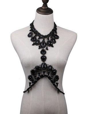 Body Chain black