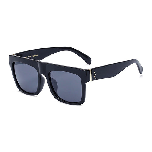 Flat Top Sunglasses - 7 Color Options