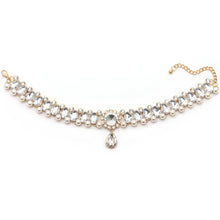 Hot Miami Shades Simulated-pearl Necklace