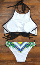 Gigi Miami Swimwear Bikin Set - White