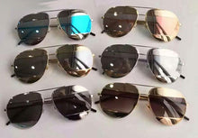 Horizontal Sunglasses - 7 Color Options