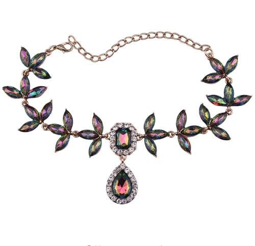 Delicate Choker - Color Changing