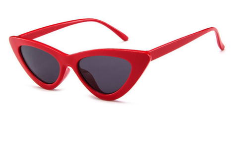 Key West Frames - Black or Red Frame Color Options
