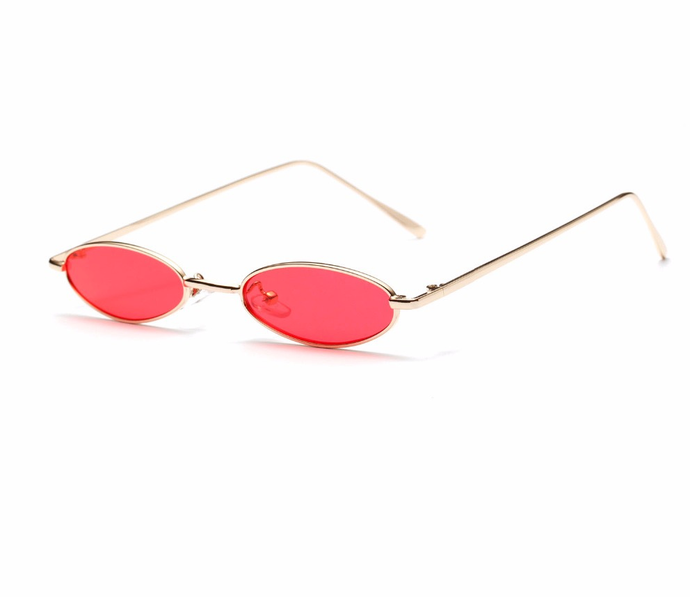 So Miami of You Eye Wear - Pink, Yellow, Red