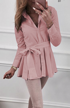 Hot Miami Shades Ruffled Basic Shirt