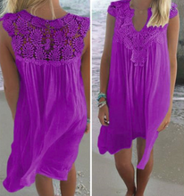 Hot Miami Shades Colourful Summer Dress