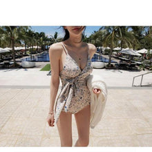 HOT MIAMI SHADES Floral Swimsuit