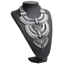 Hot Miami Shades Big Chunky Necklace