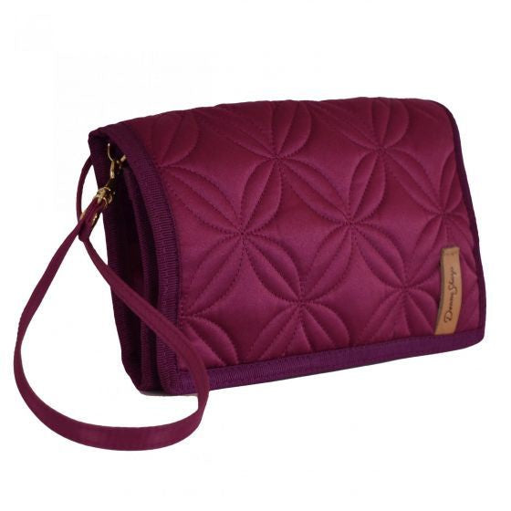 Donna Sharp Large Wallet - Magenta