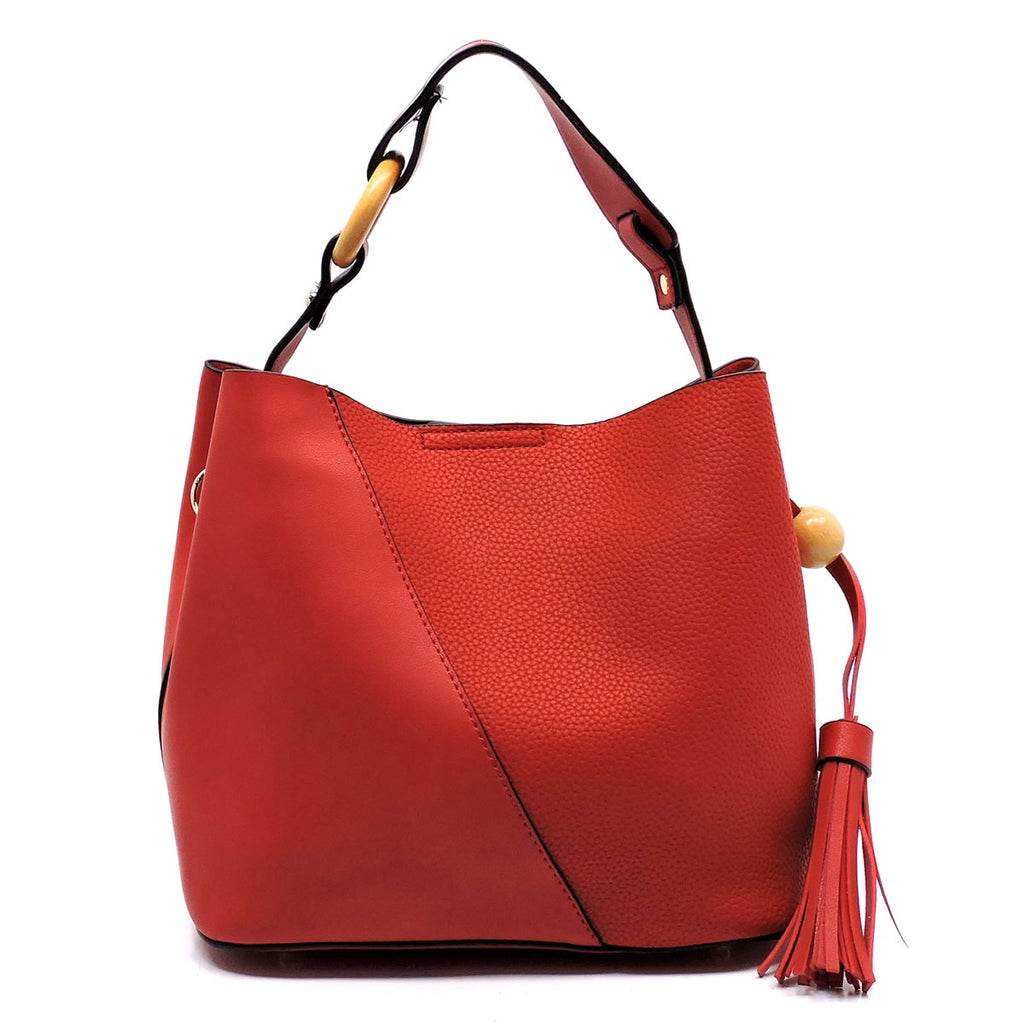 Tassel 2-in-1 Satchel