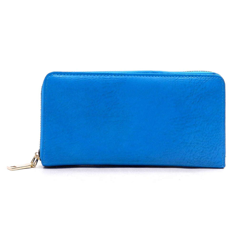 Zip Around Wallet Wristlet