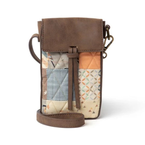 Donna Sharp Libby Cell Phone Crossbody - Birdie