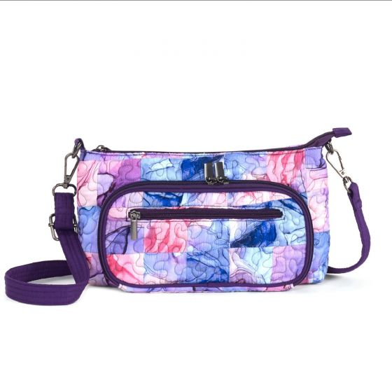 Donna Sharp Heather Crossbody - Mystic Front