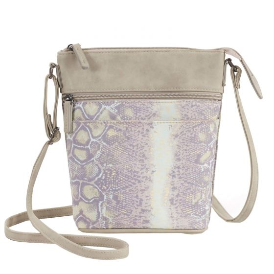 Donna Sharp Kaelynn Crossbody - Taboo Front