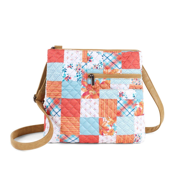 Donna Sharp Becki Bag - Papaya Patch