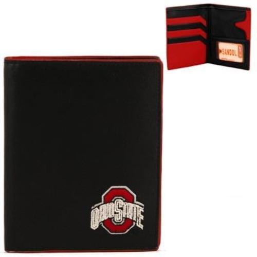 Hipster Wallet | Ohio State Men's Wallet Black