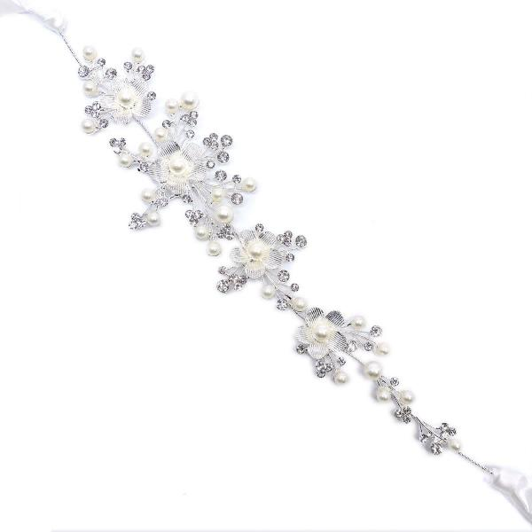 Special Occasion Hair Band Silver