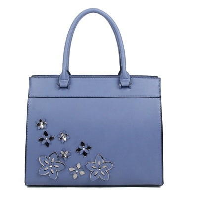 Floral Bloom Satchel