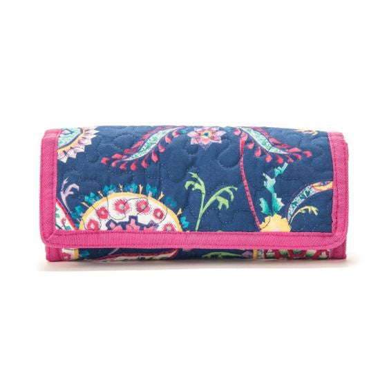 Donna Sharp Medium Wallet - Royal Paisley