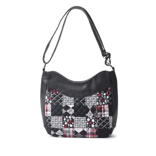 Donna Sharp Michelle Hobo Bag - Blackjack