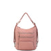 The Lisa Convertible Shoulder Bag/Backpack