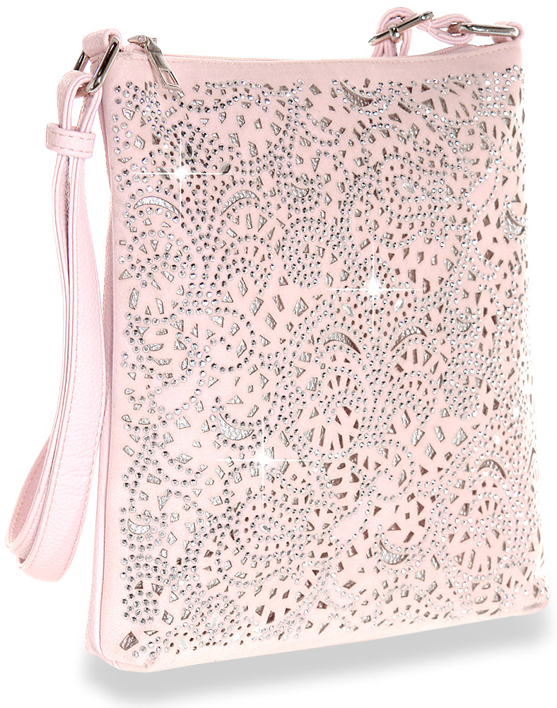 Layered Design Crossbody