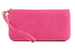 Fashion Long Zip Wallet - Fuchsia
