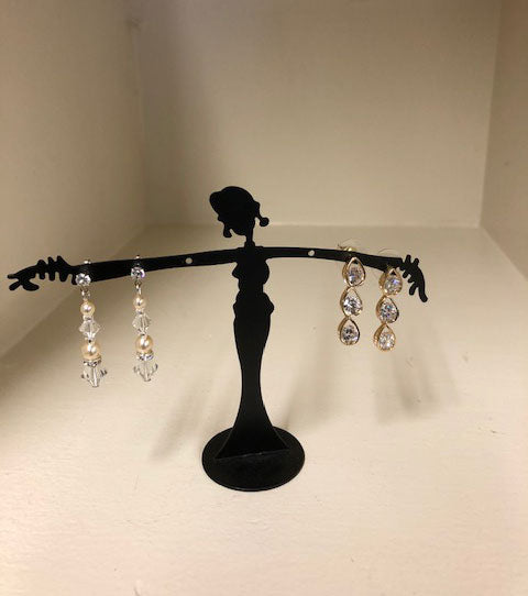 Lady Mini Earring Stand