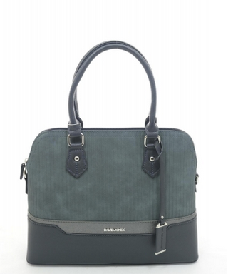 David Jones Dome Handbag Blue