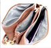 Versatile 5-Compartment Wristlet/Crossbody Inside