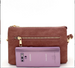 Versatile 5-Compartment Wristlet/Crossbody Back