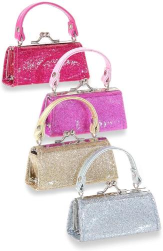 Stylish Glittery Lipstick Case Assorted Colors
