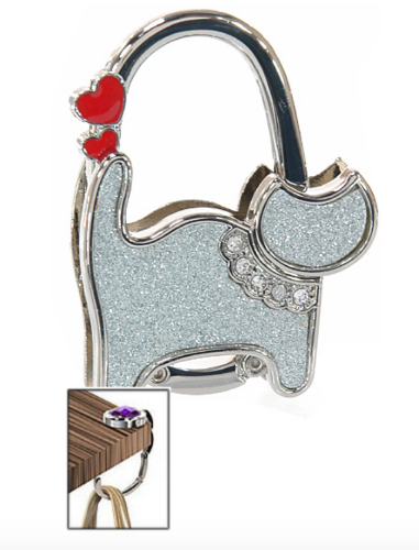 Kitty Design Purse Hanger