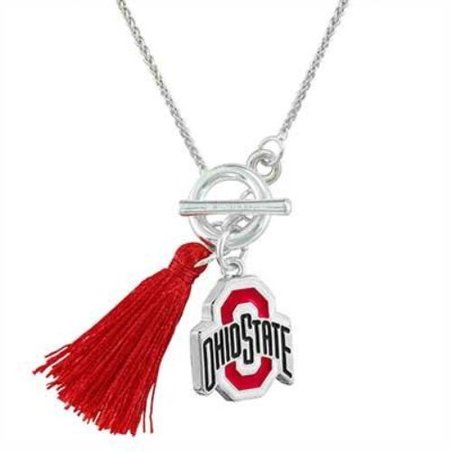 Norma Necklace | Ohio State