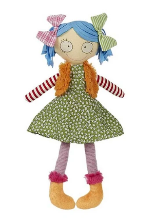 LuLu Crazy Doll