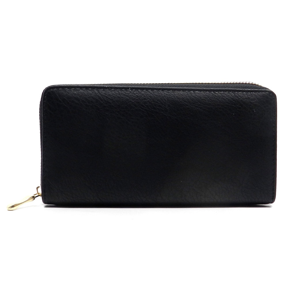 Zip Around Clutch Wallet