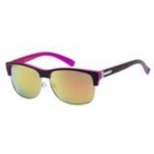 Stylish Mirror Lens Sunglasses