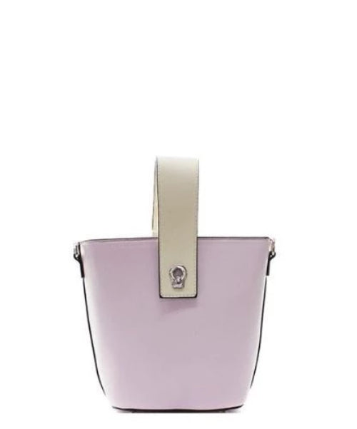 Unique Style Messenger/Clutch Bag Lilac