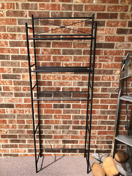 Lightweight Metal Utility Shelf
