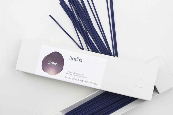 New to the Shop: Bodha Smokeless Incense
