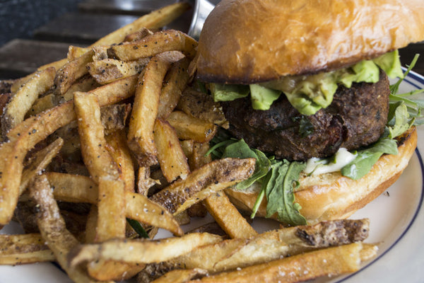 The Eight Best Veggie Burgers In Brooklyn