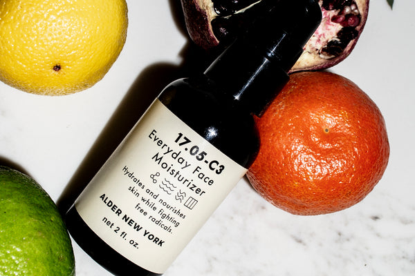 Why Vitamin C with Vitamin E is Skin Nirvana