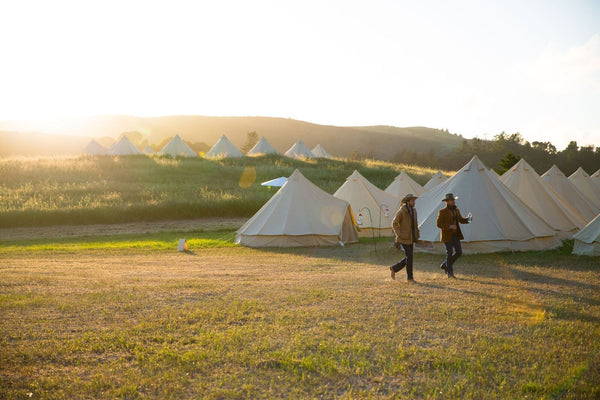 3 Canvas Tents Perfect For Glamping