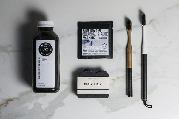 Black Magic: Products That Harness The Power Of Activated Charcoal