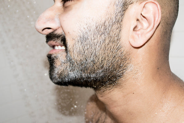 How to Wash Your Facial Hair