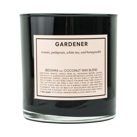 Gardener Scented Candle