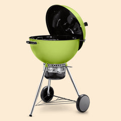 Weber Lime Green Grill