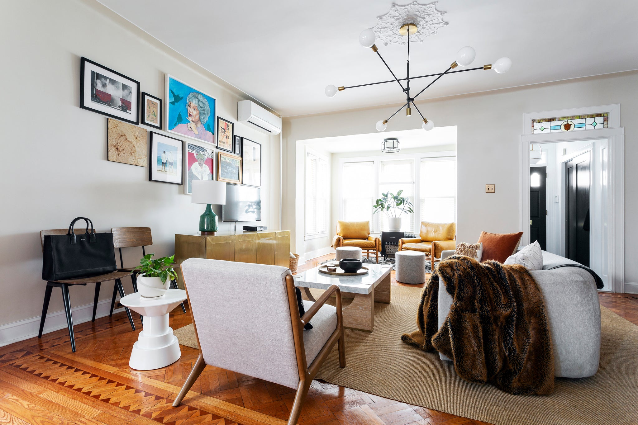 Alder New York's Chief Creative Officer's NYC Home