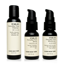 Alder New York Everyday Skincare Travel Set