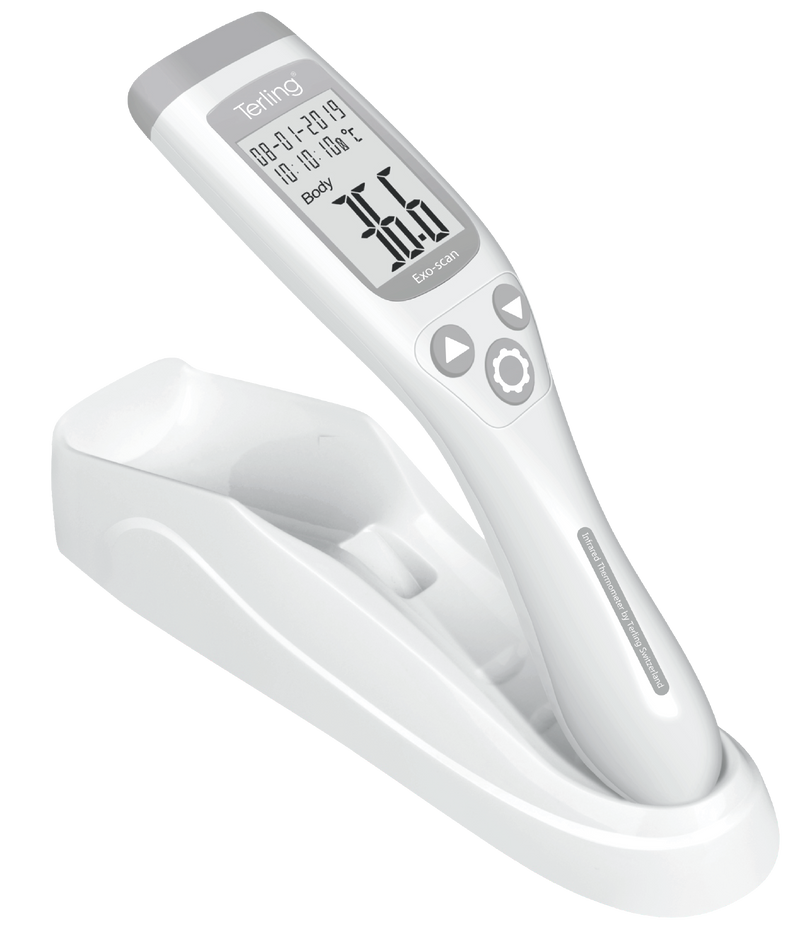EXO SCAN - NON CONTACT FORHEAD THERMOMETER